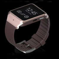 2015 ZF08 Smart Bluetooth Watch Gear 2 for Iphone Samsung Android smart phone Sync Call Phonebook Remote Camera   controller