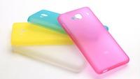 For Xiaomi Redmi 2 TPU Case Cover Ultra Slim 100% Original Protective Shell for Xiaomi Hongmi 2 Red Rice II Soft Flexible Case