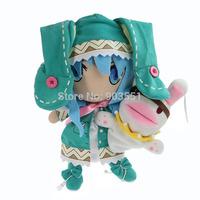 Anime Date A Live Plush Toys 31CM Yoshino Hermit  Plush Toys Soft Stuffed Dolls Christmas Gift  Free Shipping