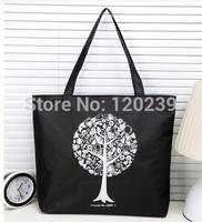 2015 RAXH Sn oopy Tree fashion handbag single-shoulder canvas bag