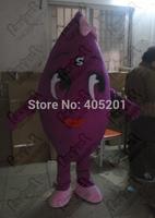 Purple potato mascot costumes cartoon food costumes