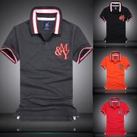 Polo shirt 100% cotton camisa polo masculina short sleeve polo shirts brands roupas masculinas summer tops tees mens designer