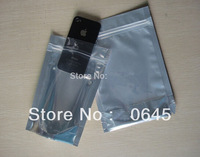 100x Free shipping,20x30+5cm (7.9''X11.8''+2'') standing up zip lock bag with window