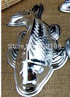 Wholesale ,1 PCS aluminum alloy carp cake pan bakeware  cake mould baking modelling tin tool Sizes,free shipping