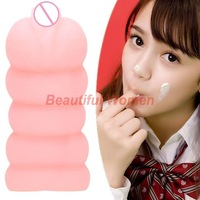 2015 New Arrivals Sex Toys Male Masturbators Realistic Pussy Vagina Masturbation Cup Adult Doll Free Shipping