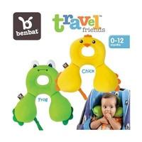 Benbat Travel Friends Baby Total Support Headrest 0-12 months 1-4 years Cartoon Animal Design baby/child Neck Pillow U Pillows