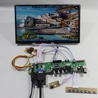 TV/HDMI/VGA/AV/USB/AUDIO LCD controller Board+10.1inch N101BCG-L21 IPS lcd panel