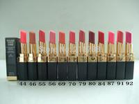 FREE VIA DHL(50pcs/lot)elegant lady like use makeup lipstisck rouge coco shine brillant fondant hydratant sheer lipstick