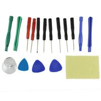 17 in 1 Repair Pry Tools Screwdriver Kit Set for iPhone Mobile Phone 6 Plus 5S 5 4S 4