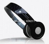 Wireless Bluetooth Stereo Foldable Headset Handsfree Headphones Earphone with Mirco SD TF Card Slot Mp3 Player Base FM Sports