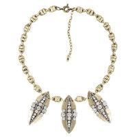 New Arrival 2015 fashion JC design statement necklace & pendant choker collar pendant  Necklace
