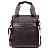 2015 quality leather mens bag kangaroo business travel messenger bags fashion handbag shoulder bag sac homme bolsas masculinas