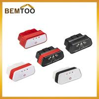 Hot Sell KW901 ELM327 OBD Bluetooth Car Engine Fault Diagnostic Scanner Detector