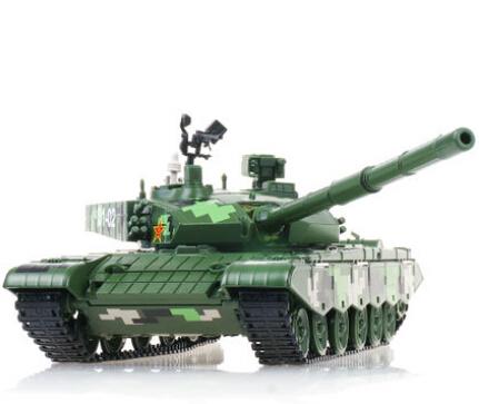 Kedive 1:35 Chinese Type 99 battle tank model alloy tank model(China (Mainland))