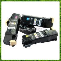 5x Toner Cartridges for Fuji Xerox DocuPrint C1110 C1110B 1110 laser toner cartridge set, 2BK+CMY