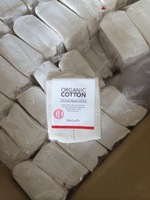 Japanese organic cotton wicks for rda atomizer / pure koh gen do wholesale 10bags/lot