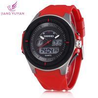 New Fashion Brand Children Digital Watches Men Watches Silicone Wristwatches Wholesale