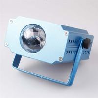 Waterproof  crystal magic ball led laser pointer,free shipping