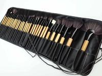 Professional Cosmetic Make Up Brush Set with Case 32 pcs Makeup Brush Set tools Make-up Toiletry Kit free shipping