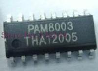 New original PAM8003 filterless Class D stereo audio  amplifier