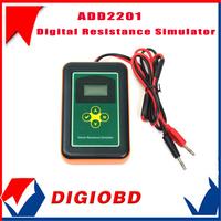 2015 High Quality New Car Auto ADDTOOL Digital resistor Resistance Simulator ADD2201  Digital Input Mode  Free Shipping