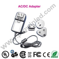 18W charger free shipping by DHL 10pcs/lot portable power adapter 9v 2a switching supply dc converter AC 100-240V transformer