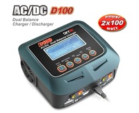 Free Shipping 2015 New Arrival SKYRC Professional Balance Charger/Discharger  D100