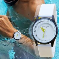 Luxury Watches Men Quartz Wristwatch 5M Waterproof Women Fashion Dress Sports Watch Men Diving Clock Silicone Clock
