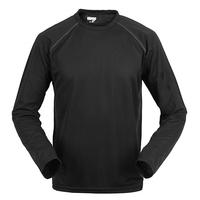 IKAI New Arrival Men T-shirt Men's Outdoor Sport Sunscreen Long Sleeve Shirts Man Quick Dry Sweat-Absorbent Solid Tees HMD0067-5