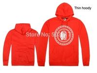 Lastkings hoodies fashion sudaderas hombre men cotton sweatshirts white logo 3 colors available