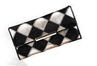2015 Women New Genuine Leather Wallet Luxury Carteira Feminina Purse Famous Brand Bolsas Femininas Clutch Fashion Portefeuille