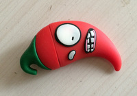 (5PCS)The New Chili USB Flash Drive Chili (4GB) USB Flash Memory Stick Capacity Enough Chili USB2.0 U Disk(4GB)