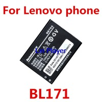 BL171 Battery For Lenovo A368 A60 A500 A65 A390 A390T Bl-171 1500mah Free shipping Airmail + tracking code