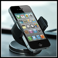 Universal Windshield Car Holder for Iphone Samsung galaxy S4 MINI I9190 For Motorola Moto G for Nokia