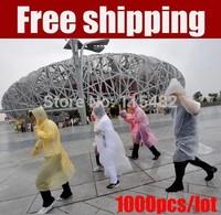 Rainy Coats High Quality one-off Travel Rain Coat Disposable Raincoat Trip Poncho Tourism raincoats Outdoor Rainwear