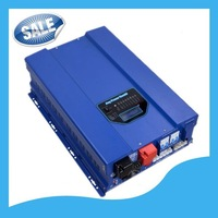 12000W Max 36000W Pure Sine Wave Split Phase Inverter With Battery Charger MPPT 40A Solar Charger Controller DC 48V AC 120V/240V