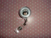 Free Shipping Wholesales  Retractable ID Badge Holder Reel   Nurses Teachers SD-N2