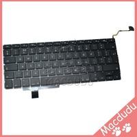"NEW 17""  UK Keyboard & Backlight  For Macbook Pro Unibody A1297"