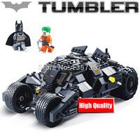 Batman The Tumbler Set Building Blocks Sets Model Toys For Children Lego Compatible DC Super Heroes The Dark Night Joker