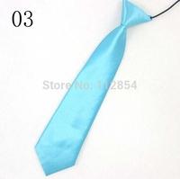 Free Shipping+Wholesale fashion baby ties boys' neck tie solid handmade fashion necktie,300pcs/lot