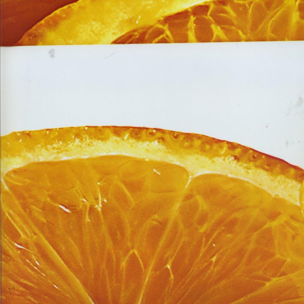 water dipping orange juice Water transfer Printing film,width 100cm,MA49-1,Aqua Print,for decoration,Hydrographic FILM(China (Mainland))