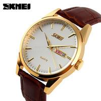 Free shipping 2015 fashion casual Men Personality watch Waterproof Quartz Business Wristwatches 4 colors---hgrt