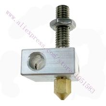 2sets / Lot MK8 Extruder Hotend for 1.75mm Makerbot / RepRap DIY 3D Printer,0.2/0.3/0.4/0.5mm nozzles