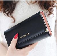 2015 Brand Desigual Women Purse Monederos  Wallet portfolios female Purses Ladies Card Money Holder Carteira Clutch