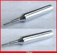 5PCS 4mm jack Soldering Solder Leader Solder Iron Tips for Hak ko 936 900M-T-1C