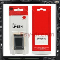 LP-E6N LPE6N E6N 1800mAh Battery for Canon EOS 7D2 7D Mark II DSLR Camera PM183