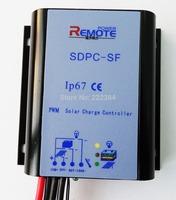 10A 12V/24V solar controller waterproof solar system controller