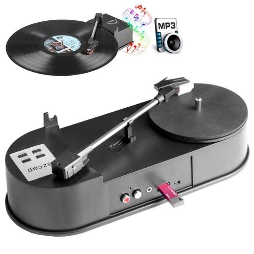 Кассетный плеер Ezcap612 /USB LP MP3 USB S-CA-2450 кассетный плеер ezcap magnetophone usb mp3 ke c001