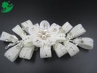 2014 new manufacturers selling bride wedding jewelry Korean Tiara flower bridal accessories wholesale
