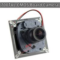 700tvl CMOS Sensor Board CCTV Camera + 3.6mm Lens + IR-cut filter + cable